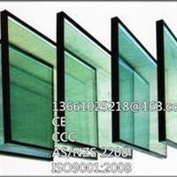 供应兰州6+12A+6mm中空玻璃