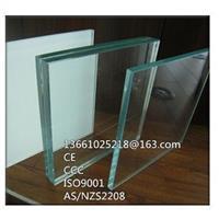 供应银川超白钢化玻璃8mm