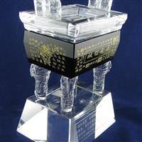 水晶工艺品奖杯灯饰UV无影胶
