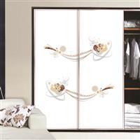 玻璃衣柜�T超白5D系列
