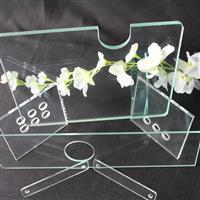 电梯玻璃 小家电面板丝印玻璃厂