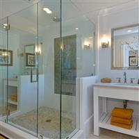 AS2208澳标卫浴钢化玻璃