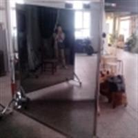 大山子安装舞蹈镜子订做活动镜子