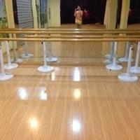 蓟门桥安装舞蹈镜子订做镜子把杆