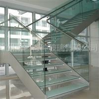 楼梯玻璃地板玻璃防滑玻璃