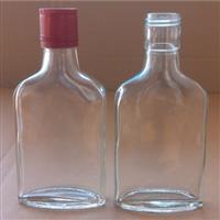 徐州玻璃瓶厂家直销出口玻璃保健酒瓶