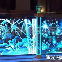 激光雕刻玻璃 艺术玻璃