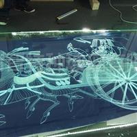 水晶内雕玻璃特种玻璃 广州耐智