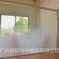 渐变玻璃 特种玻璃 耐智厂