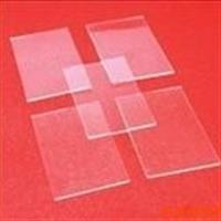 厂家供应1.1mm超白玻璃片