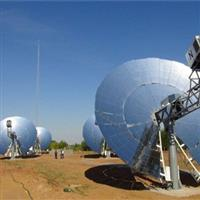 碟式太阳能