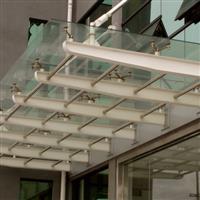 郑州8毫米弯钢化夹胶玻璃
