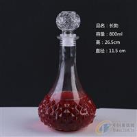 玻璃酒瓶厂家,供应玻璃红酒瓶
