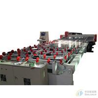 3726型全自动玻璃切割机流水线