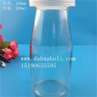200ml玻璃酸奶瓶