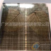 夹丝玻璃 装饰玻璃 特种玻璃
