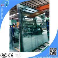 较好的钢化玻璃/新兴业夹胶玻璃
