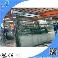 5厘优质夹胶玻璃/钢化夹胶玻璃