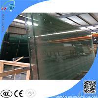 5厘优质夹胶玻璃/钢化夹胶玻璃厂