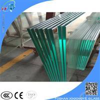 优质建筑玻璃/8厘钢化夹胶玻璃