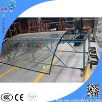 6厘+9A+6厘钢化lowe中空玻璃