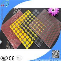 12mm钢化 玻璃价格彩釉玻璃厂