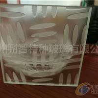 防滑玻璃 建筑玻璃厂