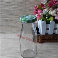 供应马口铁盖丝口玻璃奶瓶厂