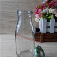 供应马口铁盖丝口玻璃奶瓶