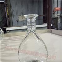 新款玻璃瓶出口玻璃酒壶