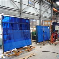 供应出口级宝石蓝玻璃及镀膜玻璃厂