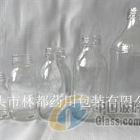 30ml透明玻璃瓶