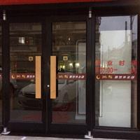 茶餐厅大门制作安装 厂家批发
