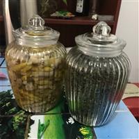 玻璃瓶密封罐泡菜瓶