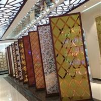 艺术玻璃装饰 背景墙走廊玻璃