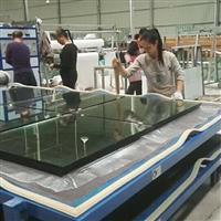 夹胶玻璃设备价格