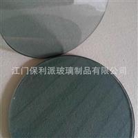 工厂加工水晶灰玻璃欧洲灰玻璃