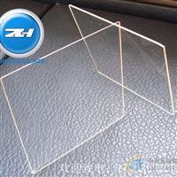 超薄浮法玻璃 超白超薄玻璃原片