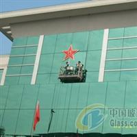 广州南沙外墙玻璃更换维修