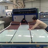 夹胶玻璃设备 夹层玻生产线