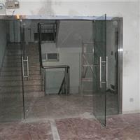 天津玻璃门安装快捷质量最好
