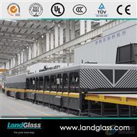兰迪钢化玻璃生产线厂