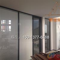 深圳办公室内钢外铝玻璃隔断