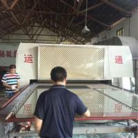 新到秦皇岛运通2400x3600钢化炉一台