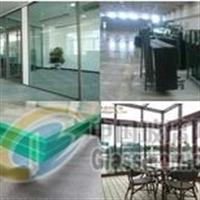 杭州钢化玻璃厂承接工程酒店玻璃