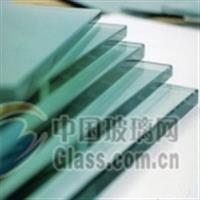 8mm优质钢化建筑玻璃