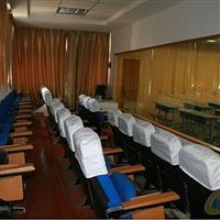 浙江学校录播教室玻璃 微格教室玻璃 单向玻璃厂
