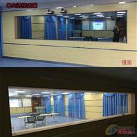 观察室单向透视单反玻璃