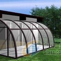 泰华思创热弯钢化玻璃供应