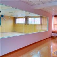 8mm舞蹈教室单向镜 互动教室单面可视玻璃